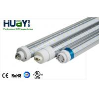 Quality SMD 2835 28 Watt 6000K R17D 5ft t8 led tubes V Shape LED Tube Lights Warm white for sale