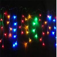 Wholesale RGB led icicle lights from china suppliers