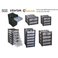 Buy cheap China Plastic Storage Drawer Racks Developer and Manufacturer from wholesalers