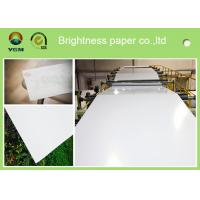 Wholesale Moisture Proof Offset Printing Paper / Laser Print Paper for newspaper Anti Curl from china suppliers