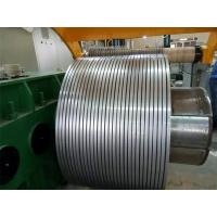 Wholesale Slit Edge 202 Stainless Steel Metal Strips 2B Strips 0.6mm for Pipe from china suppliers