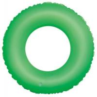 Wholesale Lovely Crystal PVC Inflatable Swimming Rings , Small Kids Swim Tube from china suppliers