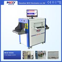 Quality Multi - Energy X-Ray Inspection Machine For Cargo With 200kg Load for sale