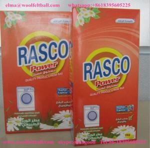 Wholesale detergent powder /small pack detergent/OEM laundry detergent washing powder from china suppliers