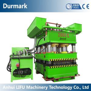 Wholesale DHP-2000T metal door press machine, door shape making machine from china suppliers