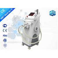 Wholesale 2500w IPL RF ND Yag SHR Hair Removal Machine For Beauty Salon / Clinic from china suppliers