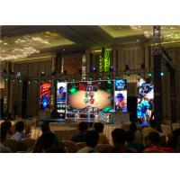 Wholesale Thin Indoor Stage Background Hd Led Display Screen , P4.81 Full Color Led Signs from china suppliers