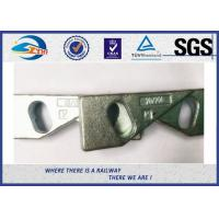 Wholesale Double Holes Crane Rail A100 Clip from china suppliers