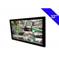 "Wholesale Ultra Slim 32"" TFT BNC CCTV Monitor IR Receiver Auto Eliminate Blur Function from china suppliers"