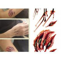 Wholesale Custom Printed Temporary Body Art Tattoo Stickers For Adults Long Lasting from china suppliers