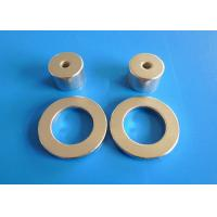 Wholesale Neodymium Rare Earth Sintered Ndfeb Magnet Ring For Separators from china suppliers