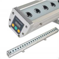 Wholesale IP66 24 × 3W Led Wall Washer Light Epistar RGB 3 In 1 For Outdoor from china suppliers
