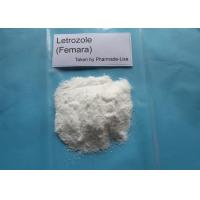 Wholesale Letrozole Anti-Estrogen Steroids Femara Aromatase Inhibitor Fight Breast Cancer from china suppliers