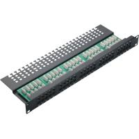 Wholesale Cat3 50 Port Network Patch Panel from china suppliers