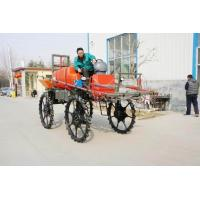 Buy cheap High Clearance Self-Propelled Boom Sprayer 3WZ-550A from wholesalers