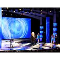 Wholesale Flat Wall Mounted P4 Indoor Led Screens / Display Hire For Stage from china suppliers