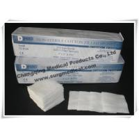Wholesale Caring Gauze Sponges 100 % Pure Cotton Filled , High absorbency Disposable Dental Products from china suppliers
