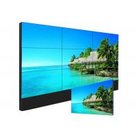 Wholesale 55 Inch Multi Screen Did Lcd Video Wall Display Monitors , Outdoor Advertising Video Wall from china suppliers