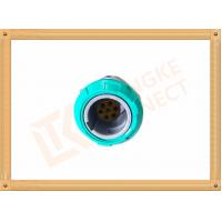 Wholesale 7 Pin Circular Plastic Push Pull Connector Adapter For Breathing Machine from china suppliers