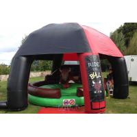 Wholesale 0.55m PVC Tarpaulin Inflatable Advertising Tent With 4 Legs from china suppliers