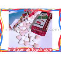 Wholesale Sugar Free Candy Cool Sour Berry Mints Candy With Natural Double Color Mint from china suppliers