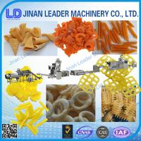 Wholesale Easy operation slanty screw shell chips 3D pellet food industry machinery from china suppliers