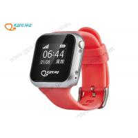 Wholesale Children SOS GPS Tracker , Hidden Wrist GPS Heart Rate Monitor Watch from china suppliers
