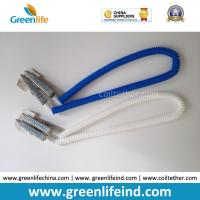 Wholesale Blue White Popular Color Plastic Slim Dental Scarfpin Cip Stretch Cord Holder from china suppliers