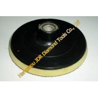 Wholesale Sponge Plastic Holders For Polishing Pads, Buffing Pads For Marble And Granite from china suppliers