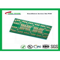 Wholesale Long LED pcb with 2 Layer Aluminum Printed Circuit Board with 2.0mm  Thickness from china suppliers