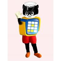 Wholesale Kids cosplay Black Cat Detective mascot cartoon costumes of custom design from china suppliers