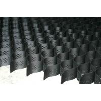 Wholesale 1.0mm Geocell Retaining Wall Durable , High Strength Geosynthetics from china suppliers