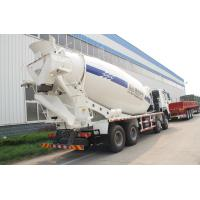 Wholesale Shengrun Concrete mixing truck With Howo Chassis Gmp Pump And Motor from china suppliers