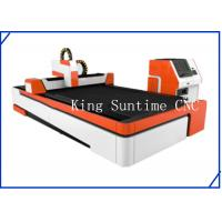 Wholesale Fiber Laser Cutting Machine Applied In Sheet Metal Processing / 1-5 mm 1530 from china suppliers