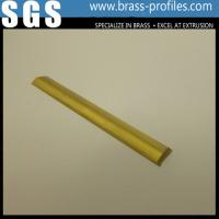 Wholesale Radial Extruded Brass Bar / Curved Copper Rod Manufacturer from china suppliers