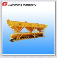 Wholesale Concrete Batching Plant Concrete Mixer Machine With Pneumatic Valve Belt Conveyor from china suppliers