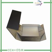 Wholesale Recyclable Coated Paper Foldable gift boxes with magnetic closure from china suppliers