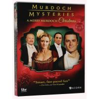 Wholesale Supply New Release Disney Cartoon Dvd Movie : Murdoch Mysteries DHL Free Shipping