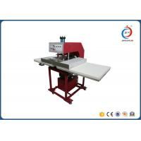 Wholesale Hydraulic Dual Station T Shirt Heat Transfer Machine Sublimation Cloths Transfer Printing Heat Press Machines from china suppliers