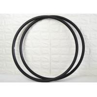 Wholesale 24mm Carbon Road Rims V Shape 700c Light Weight With Basalt Brake Surface from china suppliers