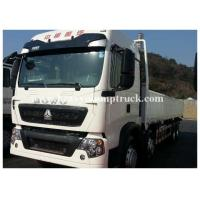 Wholesale L2000 cab Heavy Cargo Trucks HOHAN 8X4 Euro II Option 30 to 52 tons from china suppliers