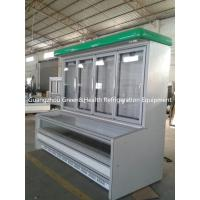 Wholesale Supermarket Combination Display Freezer from china suppliers