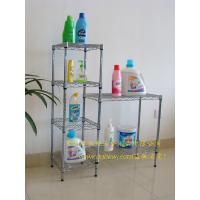Wholesale Bathroom Sectional Wire Shelving Kit (HK-CS-ZH01) from china suppliers
