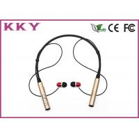 Wholesale Neckband Bluetooth Headset 4.2 , Behind The Neck Headphones Noise Reduction from china suppliers