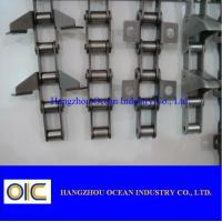 Quality Alloy Steel Transmission Spare Parts Engineering Bush Chain For Electronic Products for sale