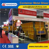 Wholesale Scrap Container Shear to cut the scrap with high quality in big size box from china supplier from china suppliers