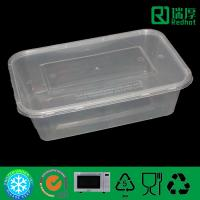 Quality Takeaway Plastic Food Container 1250ml for sale