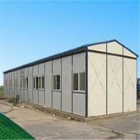 Wholesale Simple Slope Roof Prefab House from china suppliers