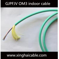 Wholesale OM3  6 core indoor FTTH  PVC jacket communication fiber optic cable from china suppliers