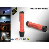 Wholesale 10W Cree Explosion Proof Torch Light , 20000 Lux Explosion Proof Led Flashlight from china suppliers